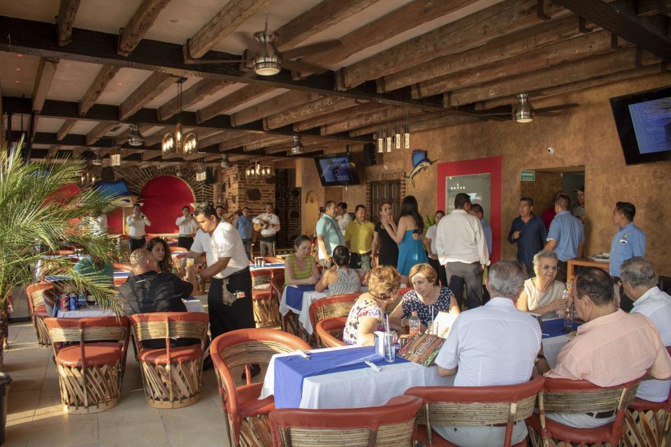 Llegó para mandar: Restaurante El Patrón