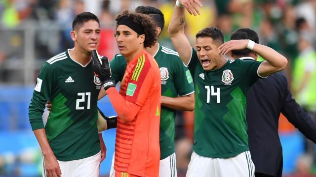 Drama puro: pasa México pese a ser goleado por Suecia 3-0