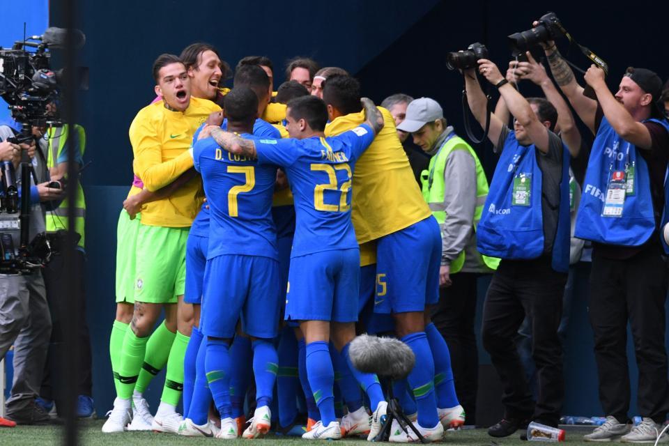 """Apuesta """"Tite"""" al juego  colectivo de Brasil"""