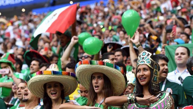 Más de 15.9 millones de personas  vieron el encuentro México-Alemania