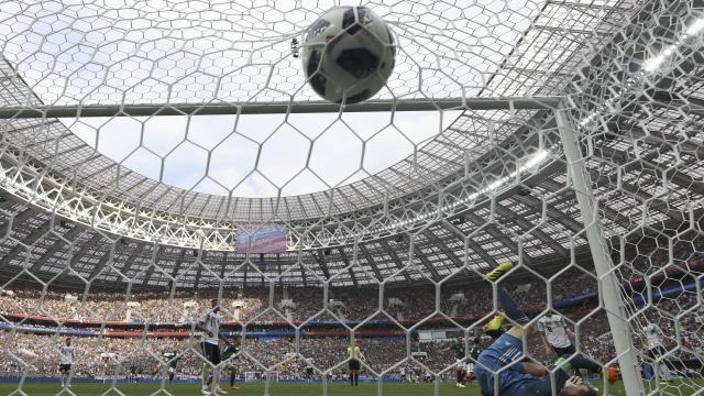 """México realizó su mayor """"hazaña""""  al ganar a Alemania: L'Equipe"""