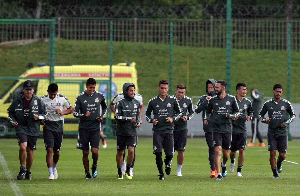 Todos los jugadores deben estar listos  para ver acción: Marco Fabían