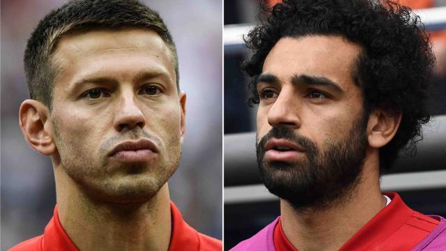Egipto, con Mohamed Salah,  está listo para enfrentar a Rusia