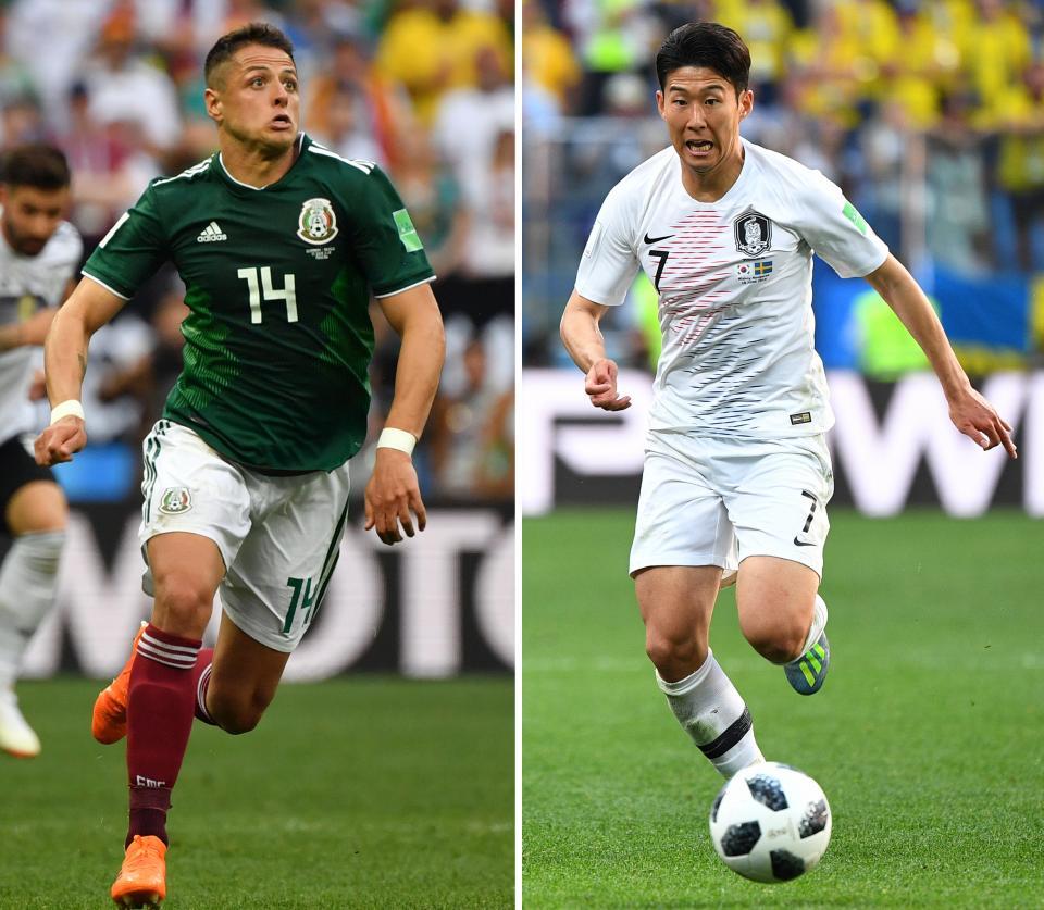México enfrenta a Corea del Sur y  aspira dar un paso a octavos de final