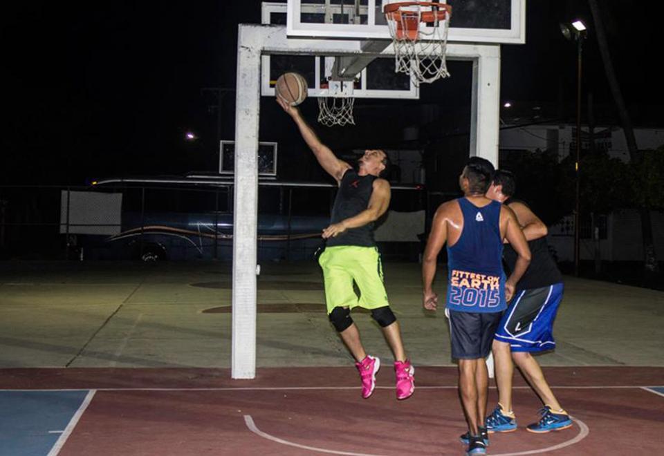 Torneo de basquetbol 3 vs 3