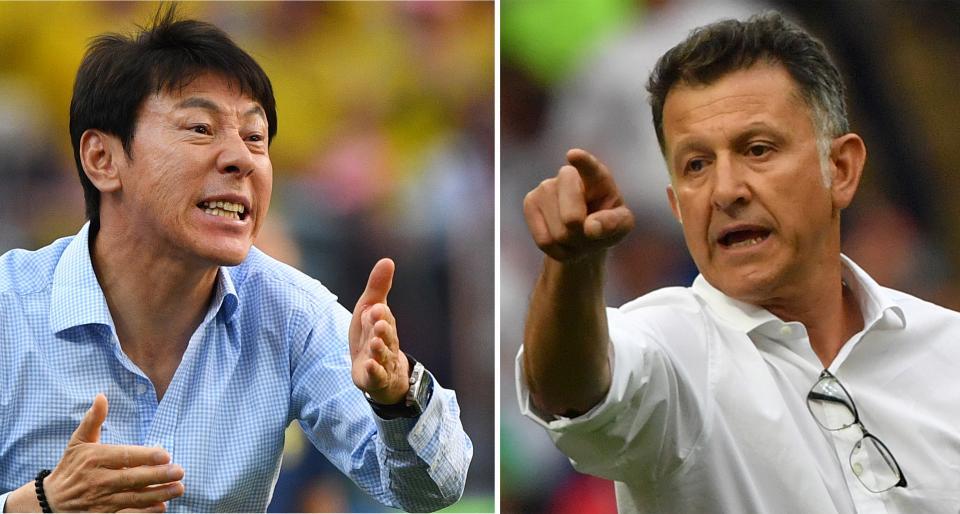 """Osorio anota que """"Tri"""" debe evitar  exceso de confianza ante Corea"""
