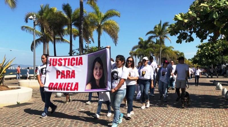 Hacen justicia a Daniela,  ahora viene la lucha legal