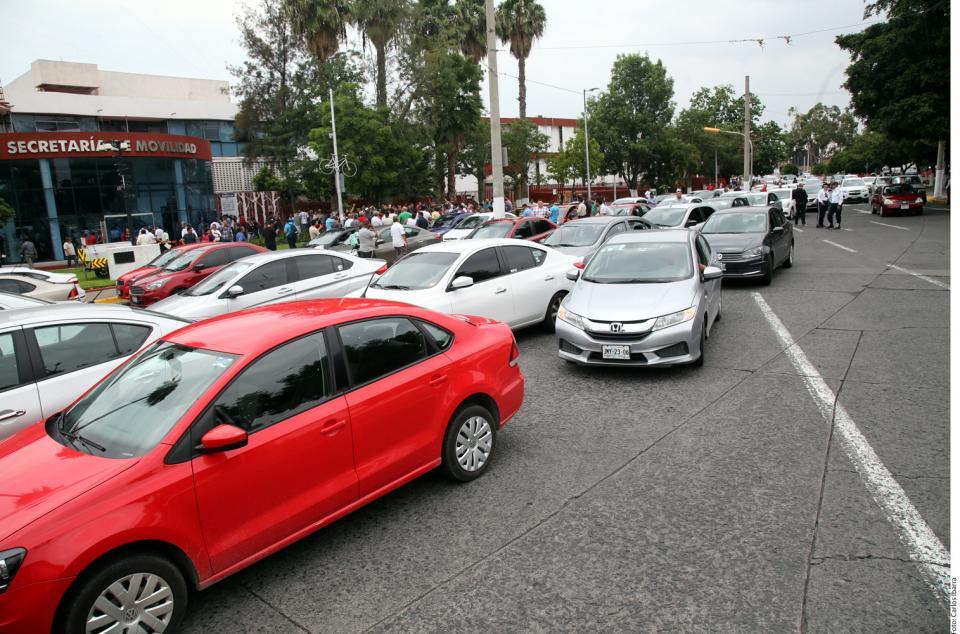 'Levanta' Movilidad 101 autos de ERT