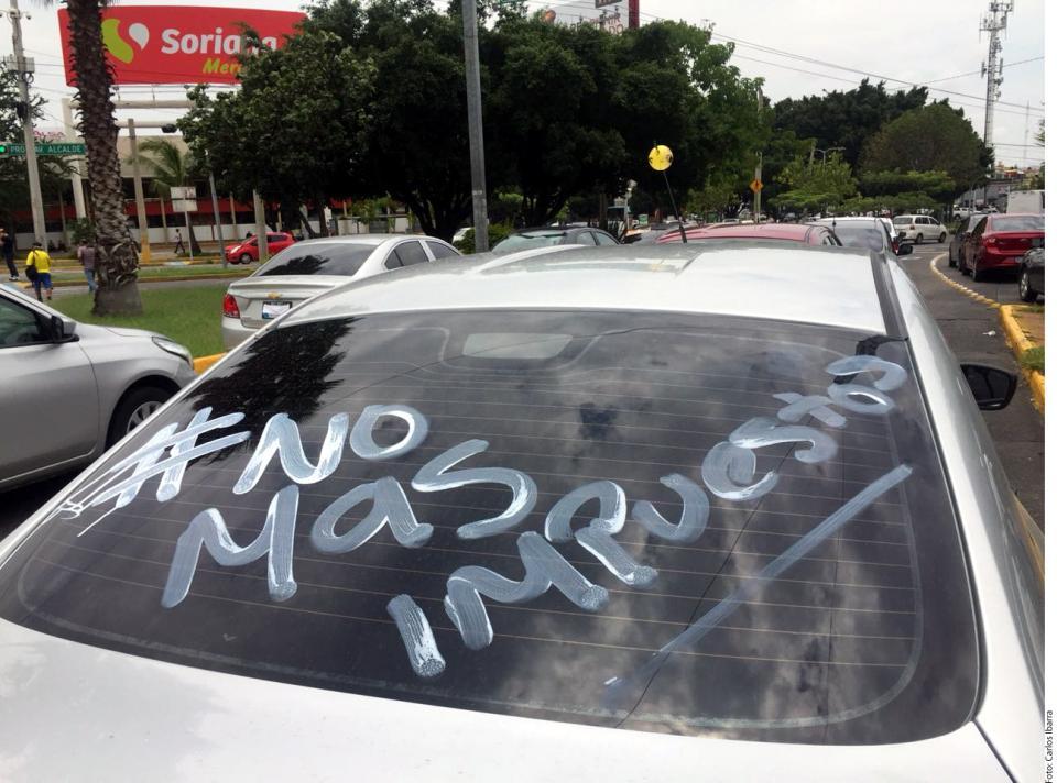 Reprochan operativos  contra Uber en Jalisco