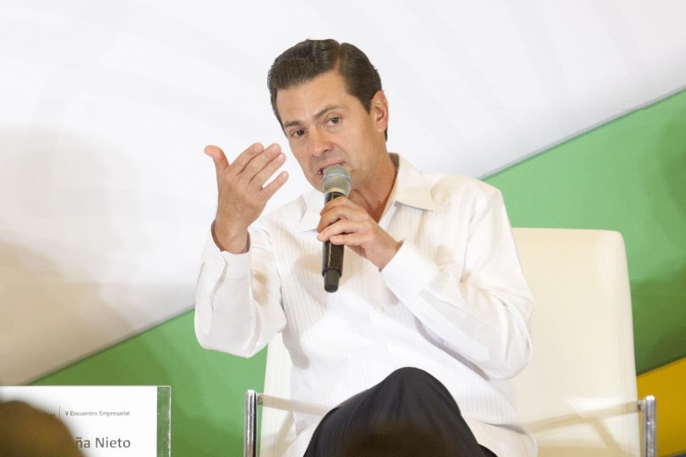 EPN EN CUMBRE ALIANZA DEL PACÍFICO…    Reto de México, crecimiento  económico sin desigualdad