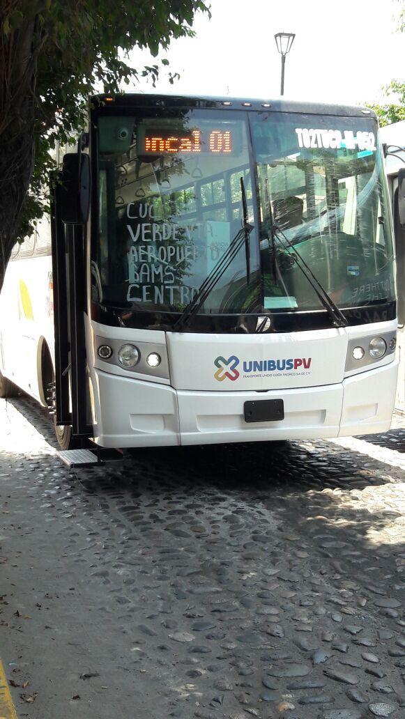 Se esperan 60 camiones  nuevos a Puerto Vallarta