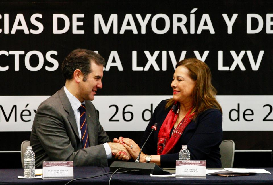 Decisiones del INE, sin filias ni sesgos políticos: Lorenzo Córdova