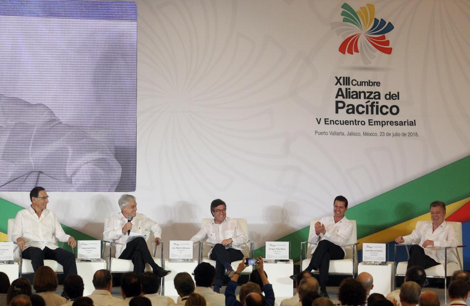 Abren en Alianza del Pacífico  alternativas al Libre Comercio