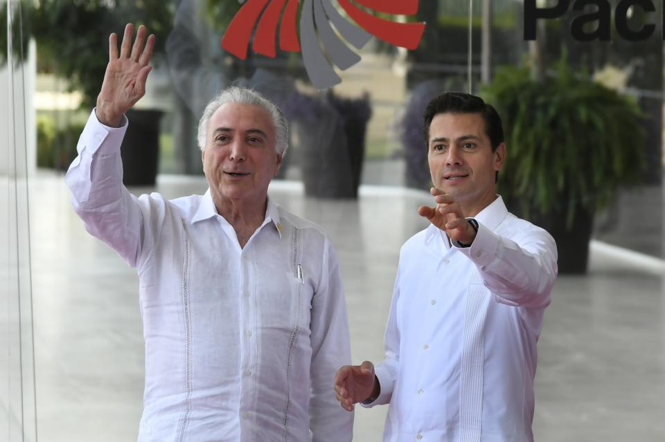 México y Brasil firman acuerdo  en materia aduanera