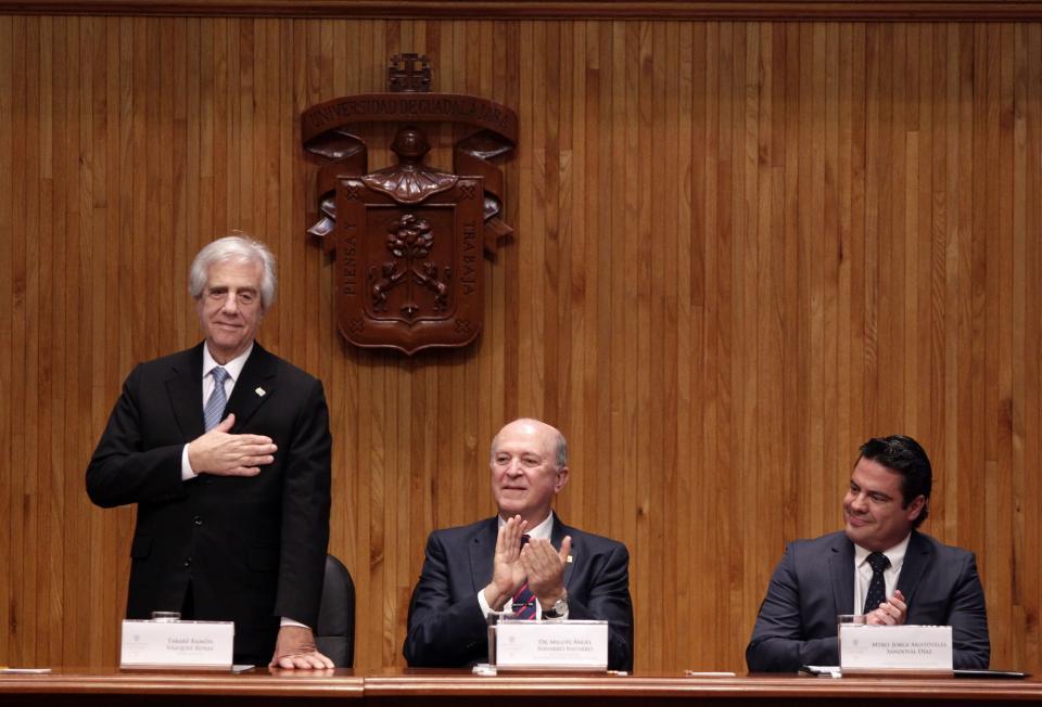 El electorado nos urge a definirnos: Aristóteles Sandoval