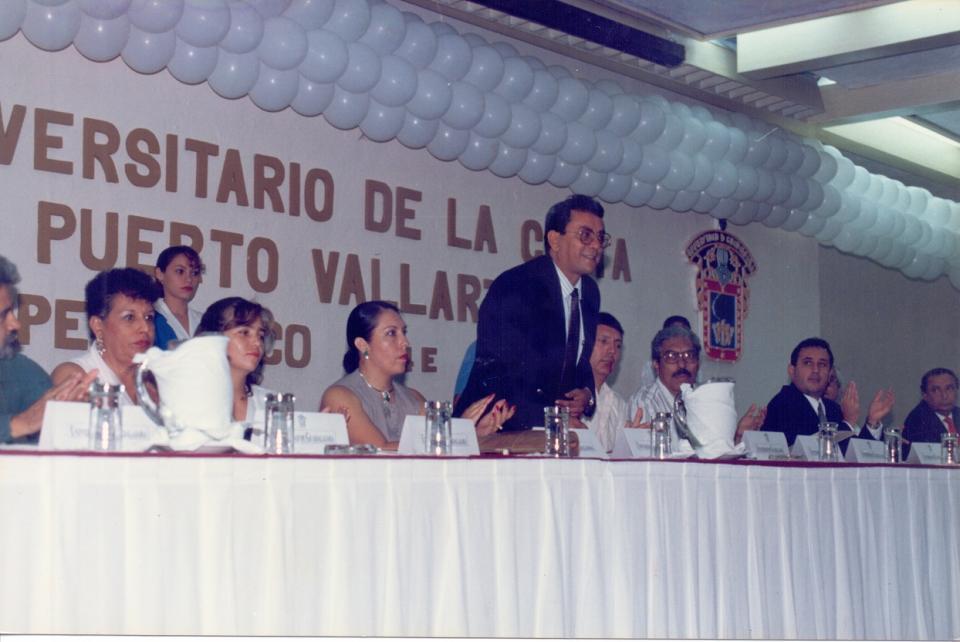 """Auditorio de Rectoría del CUCosta llevará nombre de """"Armando Soltero Macías"""""""