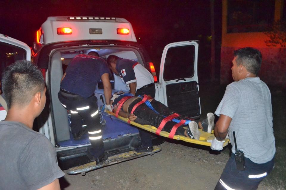 """Fiscalía va sobre """"El Bazuco"""",  quien disparó contra su ex novia"""