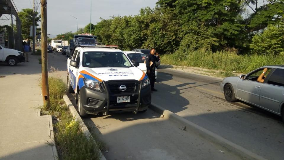 Falso reporte de un muerto en accidente moviliza a unidades