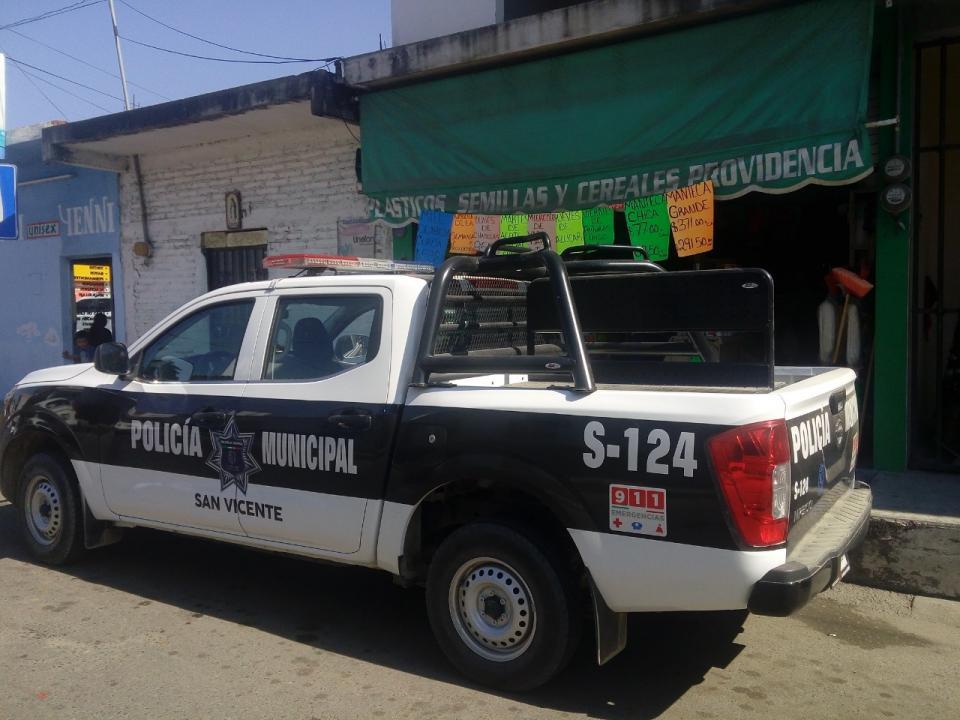 """""""Levantan"""" a un """"Alcaraz""""  en San José del Valle"""