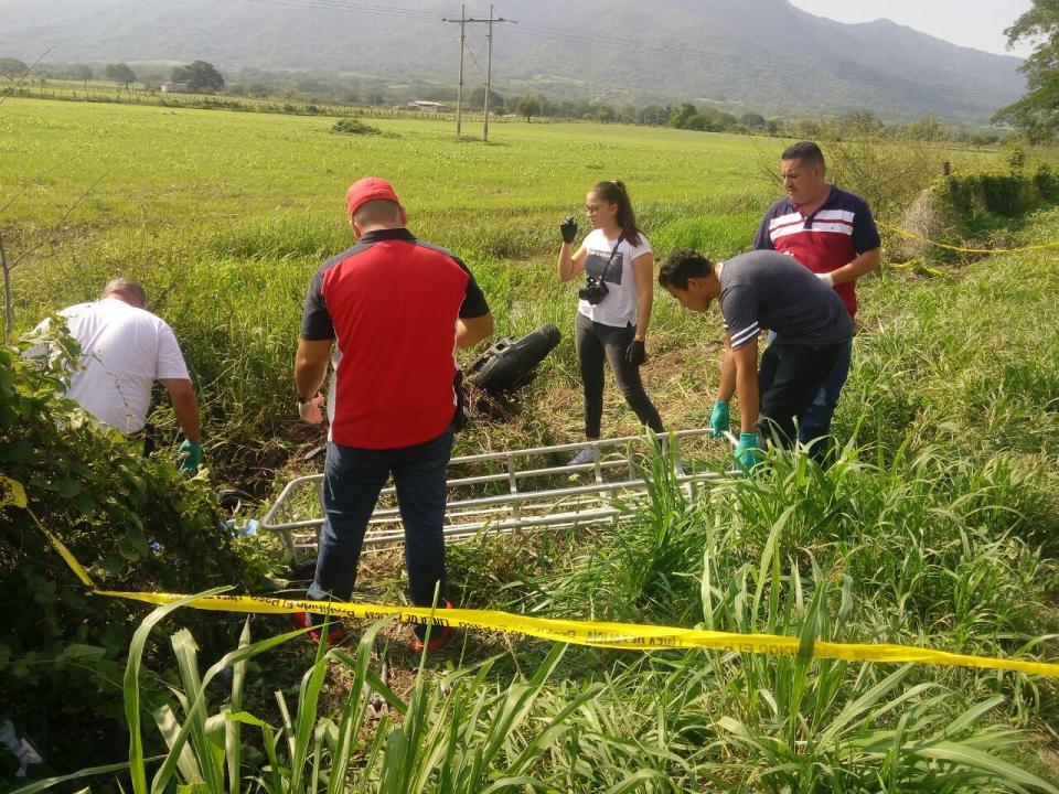 Motociclista pierde la vida en el tramo  carretero de Colomo a San Juan