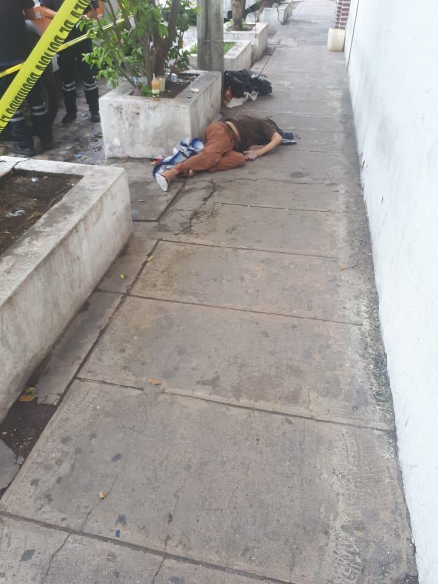 Juanito murió en la calle