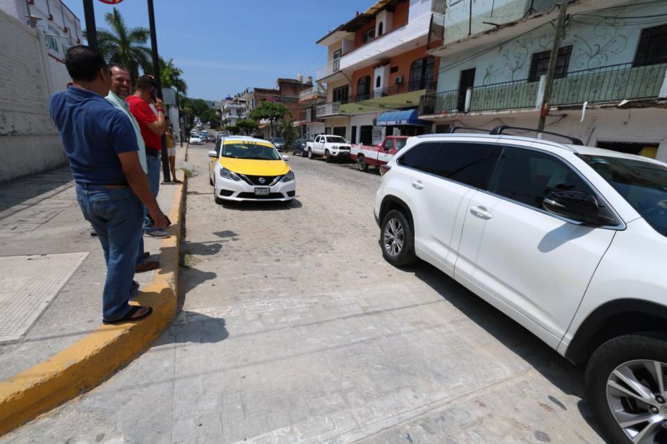 Libera Seapal tramo de la calle Colombia al tránsito vehicular