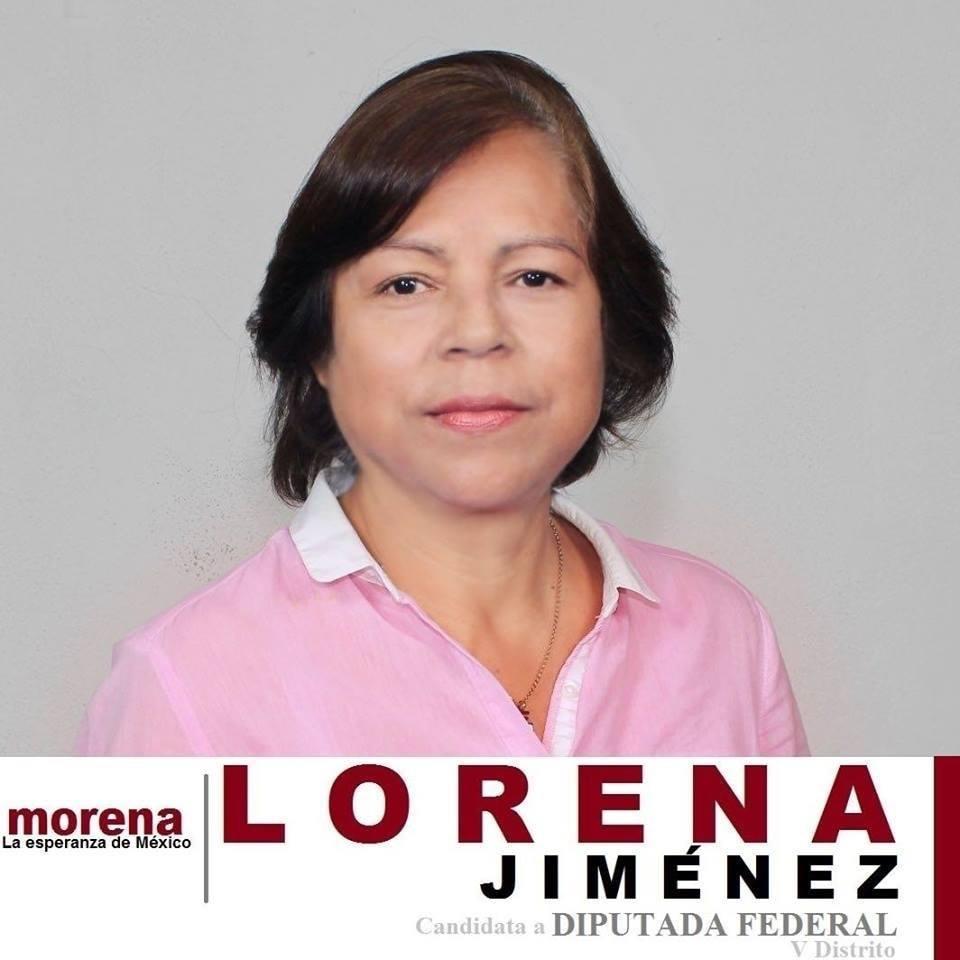 Le gana Lorena Jiménez a Ramón Guerrero la diputación federal