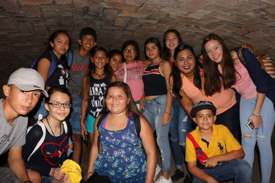 Regresaron a Bahía con una gran experiencia de vida    Jóvenes del programa PAMAR acuden a campamento a Veracruz