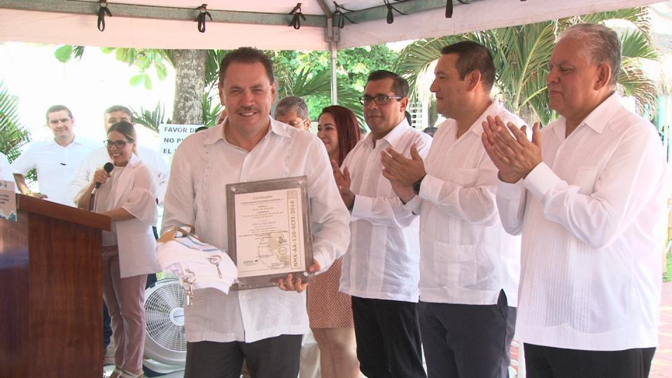Playas Certificadas, logro de todos: Jaime Cuevas