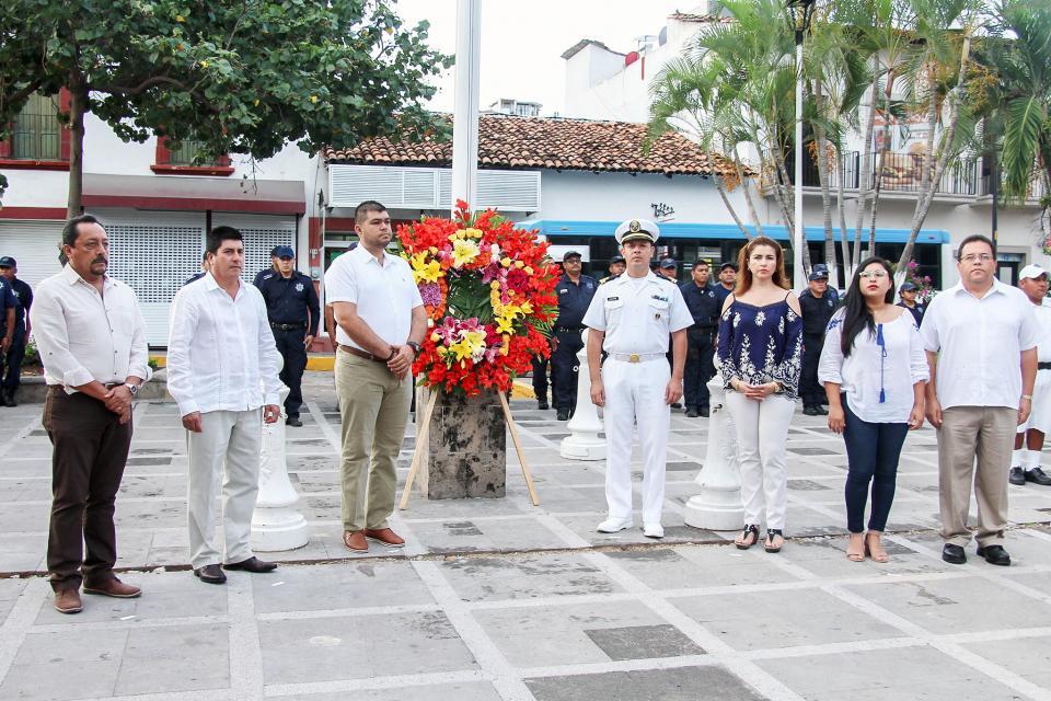 Recuerdan autoridades al General Álvaro Obregón