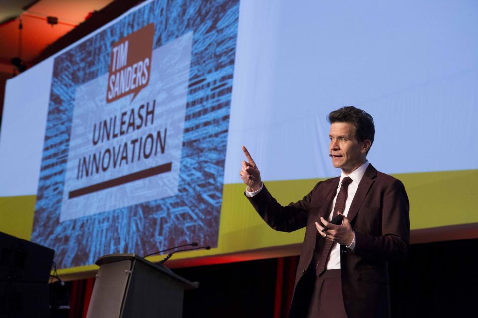 La innovación nace de colaboraciones disruptivas: Tim Sanders