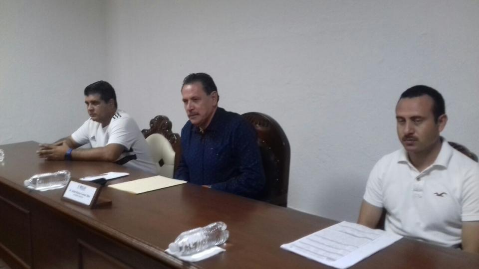 Confima Presidente Municipal de Bahía fuga de Retenido en Alcoholimetro