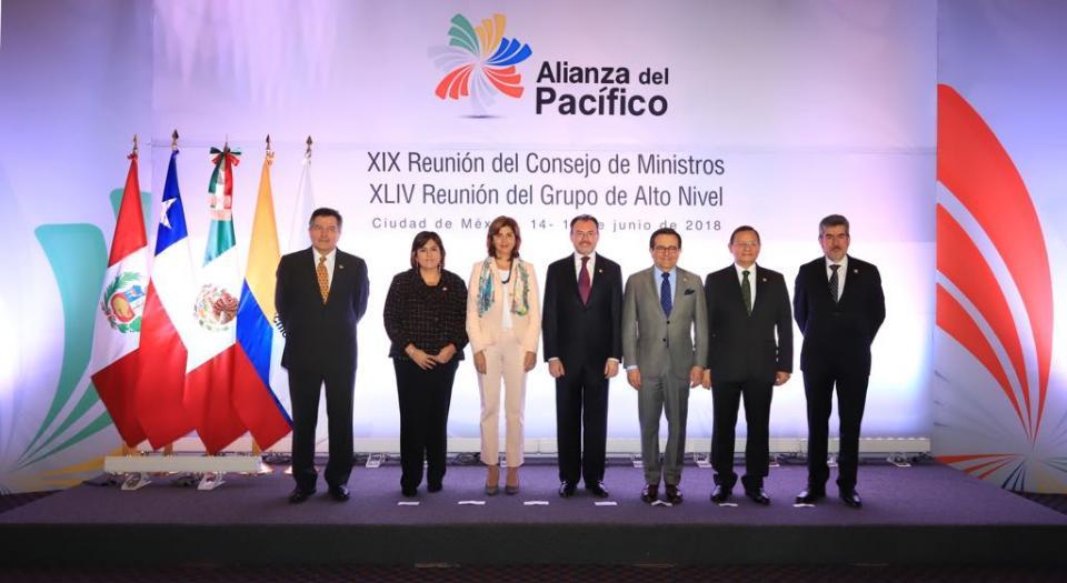 Sede PV de la Cumbre de Alianza del Pacíficoque se celebrará este mes