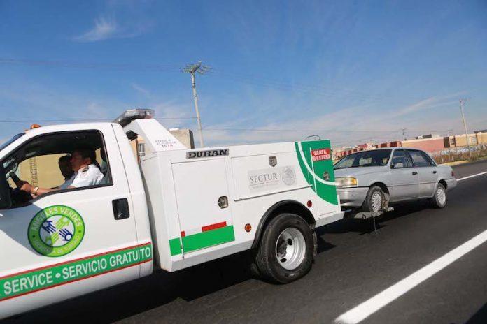 Listos los Ángeles Verdes para auxiliar  a ciudadanos en temas vehiculares