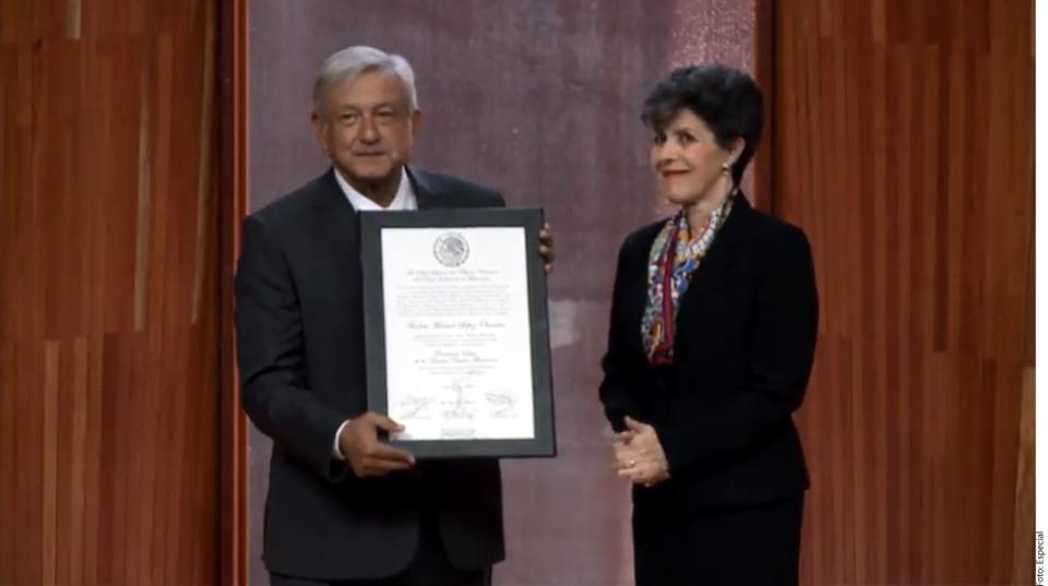 DA POR VÁLIDA LA ELECCIÓN EL TEPJF…    Declaran Presidente electo a Andrés Manuel López Obrador
