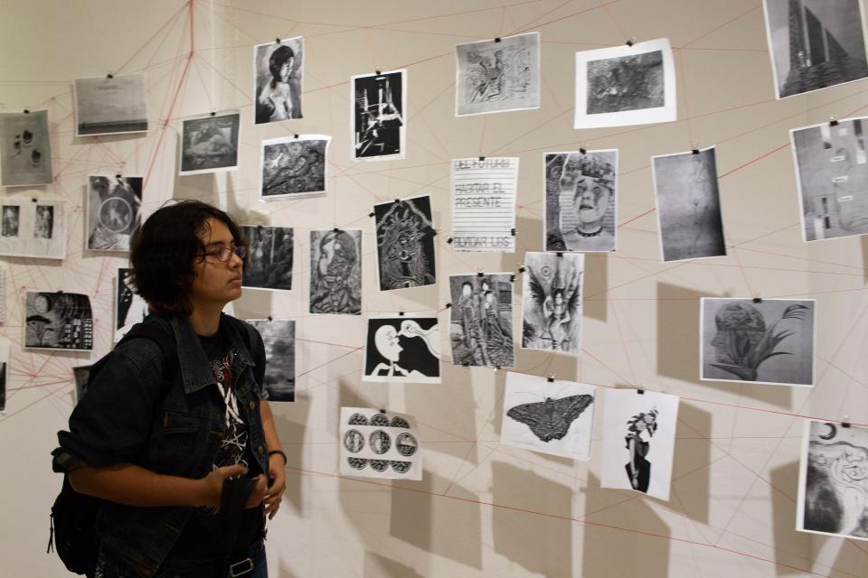 Inauguran exposiciones plásticas en el Museo de arte Peter Gray