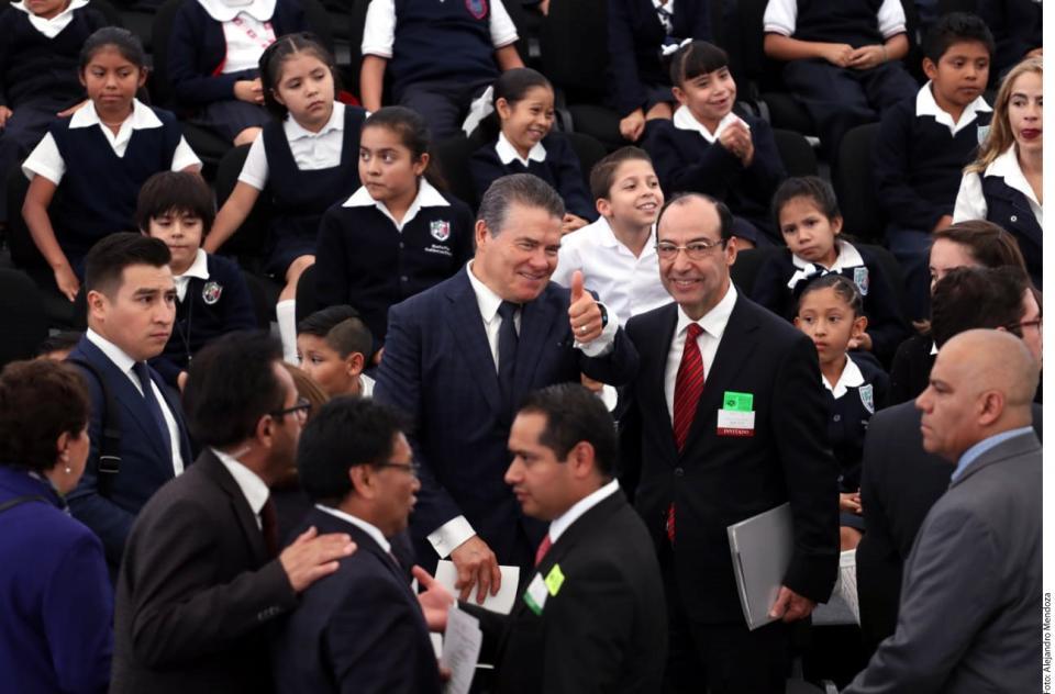 En SNTE, tranquilos  y unidos: Juan Díaz