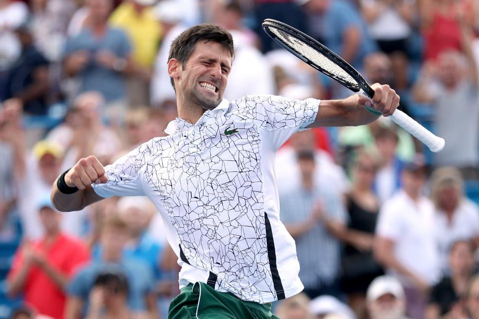 Completa Djokovic la colección de Masters 1000 ante Federer