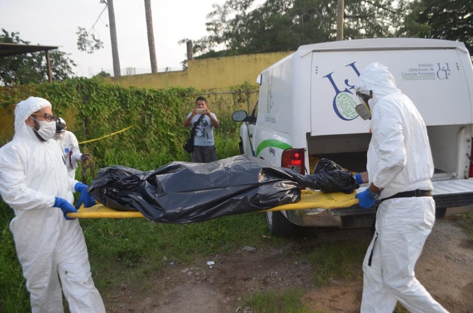 Hallan muerta a una mujer indigente en Ixtapa