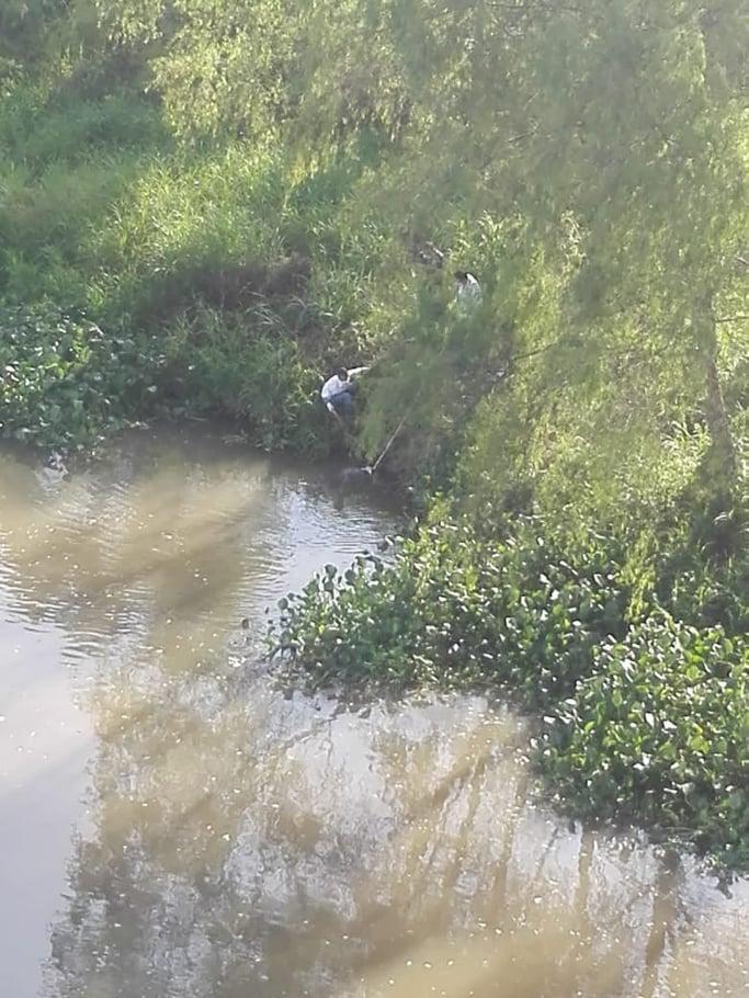 Ahogado en el rio Tomatlán