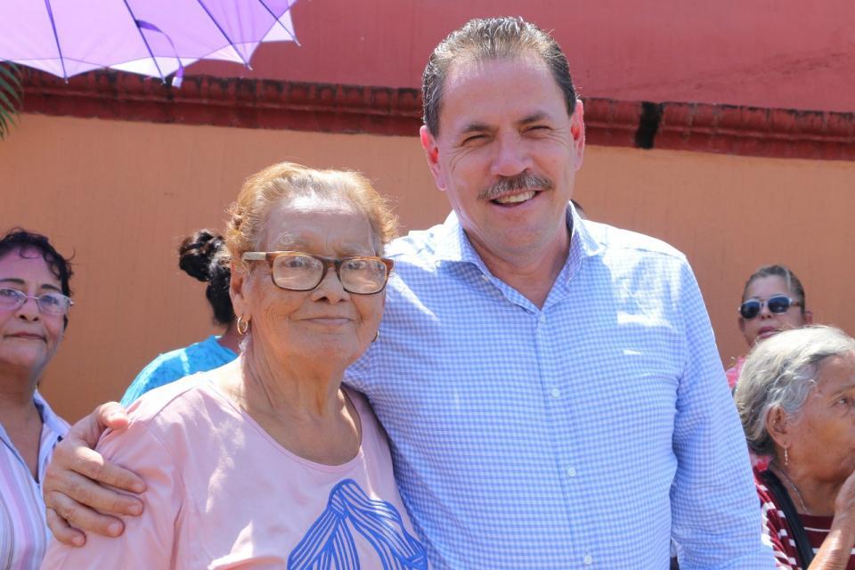 Jaime Cuevas lleva más obra a San Juan de Abajo