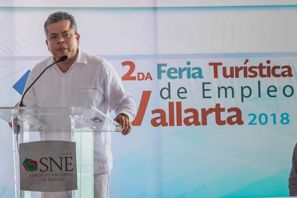 Exponen a la titular de la STyPSJ temas prioritarios para Vallarta