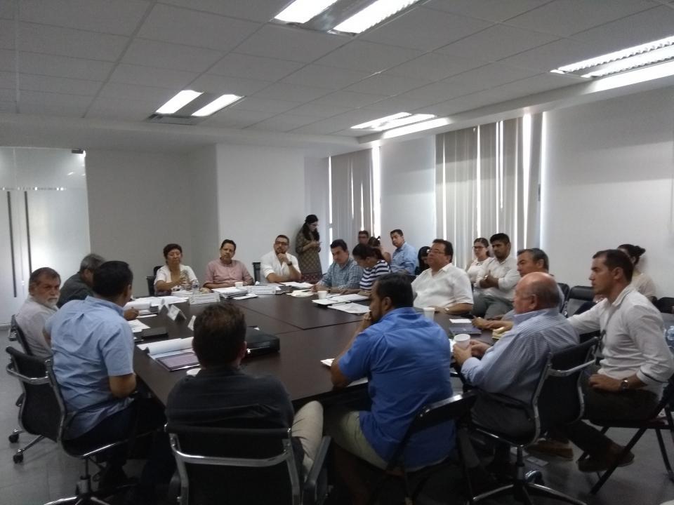 Analizan Comisiones de Desarrollo Urbano Planes Parciales de Distrito 1, 5A y 6.