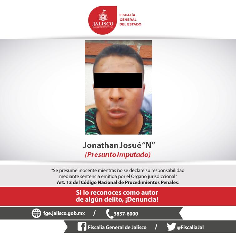 Dictan dos años de prisión preventiva por el delito de secuestro agravado a sujeto relacionado con la desaparición de los estudiantes del CAAV