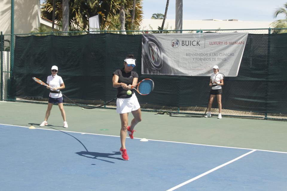 Vuelve la Clínica Buick de Tenis