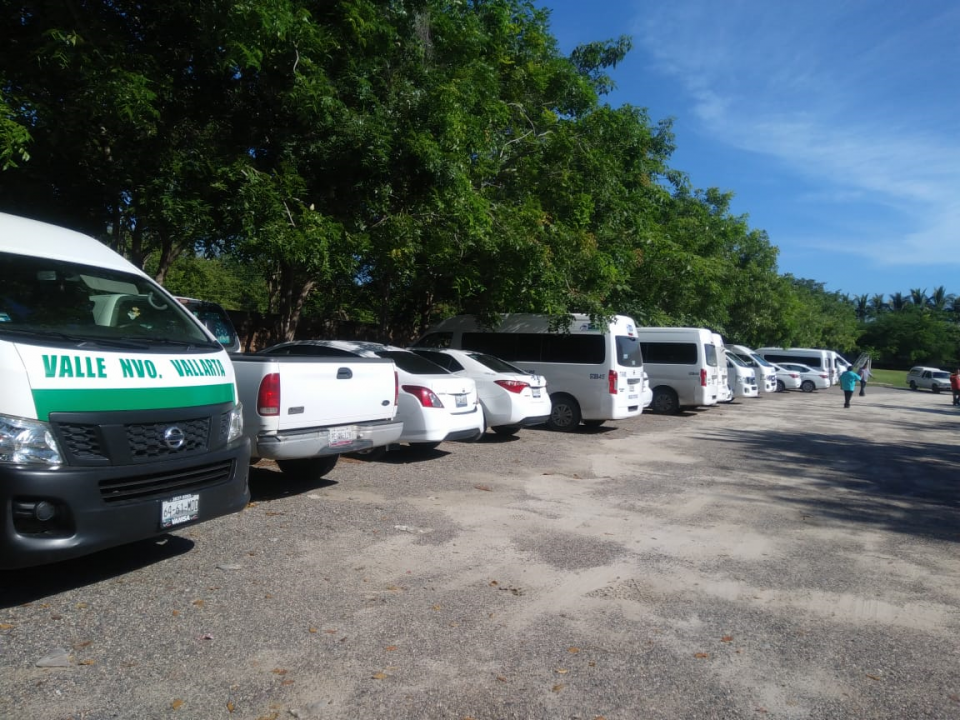 Sólo acuden el 7% de los conductores de taxis en Bahía a capacitación