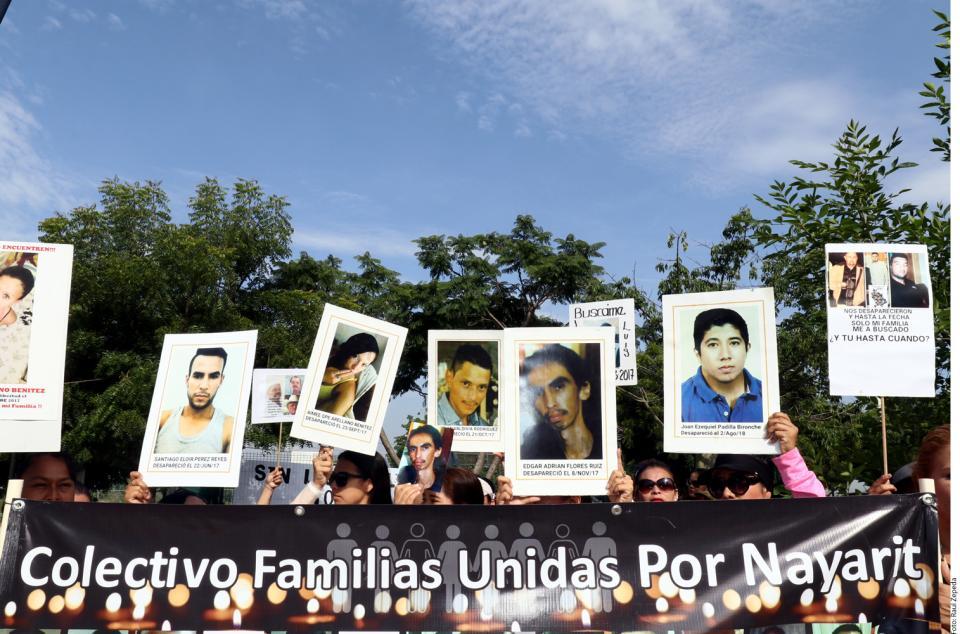 Exigen en Jalisco  identificar cuerpos