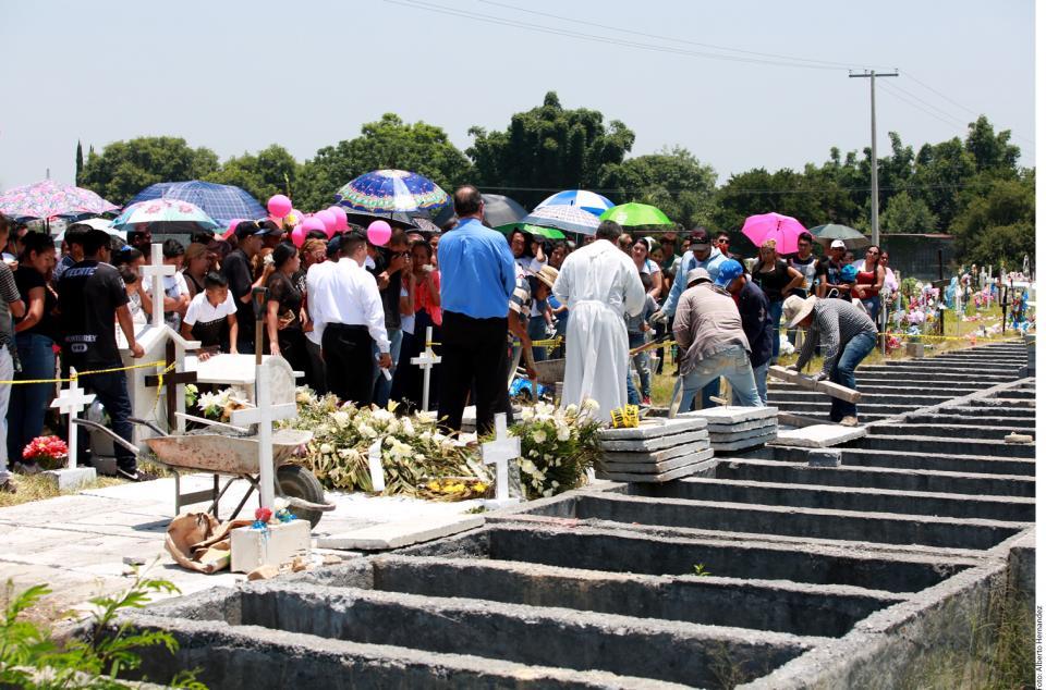 Adquieren 900 gavetas para cuerpos de Jalisco