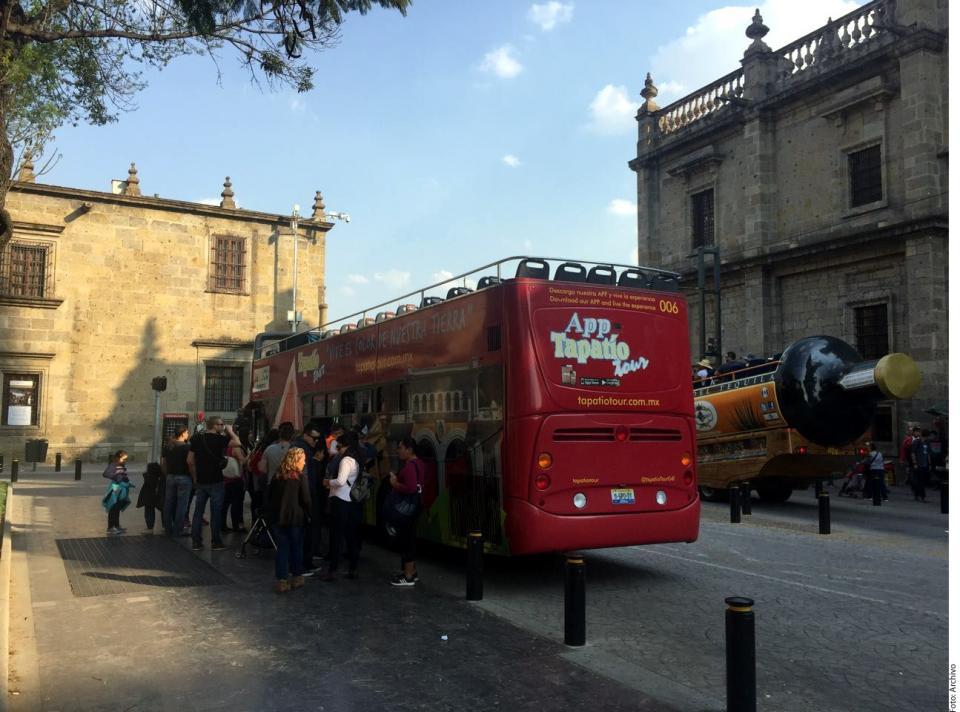 Va Guadalajara por  orden en turismo
