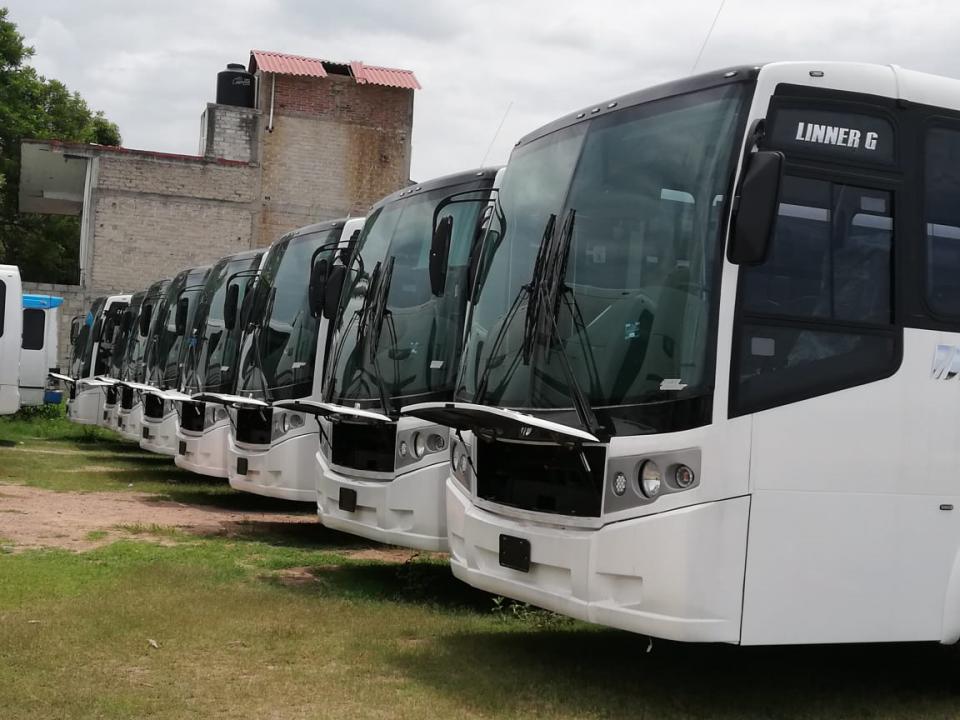 Estrena ruta Ixtapa – Pitilal  catorce nuevas unidades